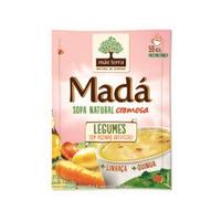 Sopa Mada Legumes + Quinua + Linhaca - 17g - Mae Terra