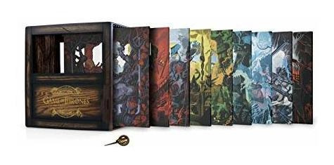 Blu-ray : Game Of Thrones: Complete Series Gift Set (33...