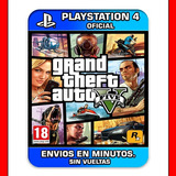 Gta 5 V Ps4 : Digital : Grand Theft Auto V Stock Ya