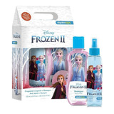 Frozen Set Body Splash X125 Ml + Shampoo X200 Ml