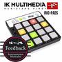 Ik Multimedia Irig Pads - Controlador Midi Universal 16 Pads