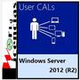 50 Cal Por Usuario De Rds Para Windows Server 2012 (r2)