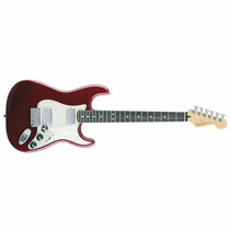 Guitarra Fender Stratocaster Blacktop Hh Candy Apple Mexico