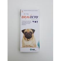 Bravecto 4,5 10 Kg. Vto. 03/2020. Zona Recoleta