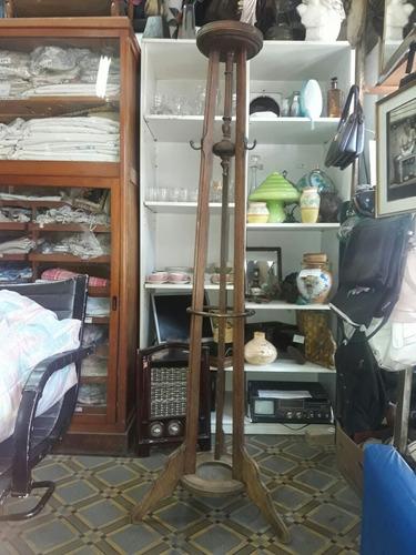 Antiguo perchero de pie rbol 5000 mkh0r precio d - Percheros de pie antiguos ...