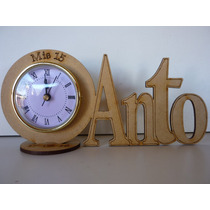 40 Souvenirs Reloj 15 Años Egrsados Aniversario 40 50 60 80