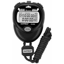 Cronometro Catica 10 Memorias 99 Lap Digital Deportivo