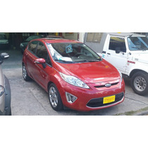 Ford Fiesta Kinetic Titanium 2012 Anticipo $125000