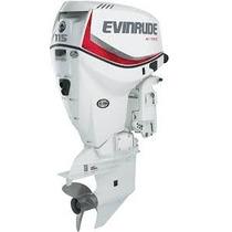 Motor Evinrude E-tec 75 Hp Ecol 3 Años De Garantia Oficial!