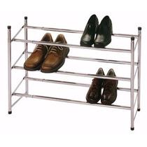 Botinero De 3 Pisos Para Placard Mueble Zapatos Zapatillas