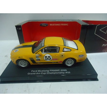 Ford Mustang Fr500c 2005 1/32 Auto Art Scalextric Slot