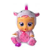 Cry Babies Muñeca Que Llora  Con Sonido Original. Hopie