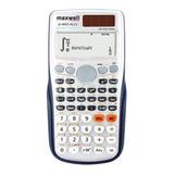 Calculadora Cientifica Maxwell 991 Es Plus De 417 Funciones