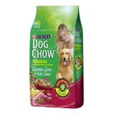 Alimento Dog Chow Vida Sana Digestión Sana Perro Adulto Raza Mediana/grande 8kg