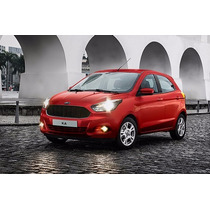 Ford Ka S 5 Puertas $45000 + Cuotas S/interes