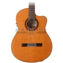 Guitarra Criolla Cordoba C7ce Con Ecualizador Fishman