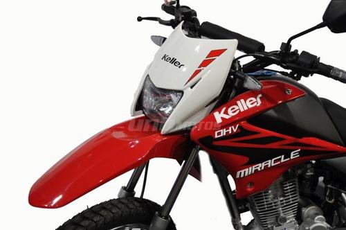 Keller Miracle 150 Enduro No Zanella Zr 150 Lt 0km Off Road