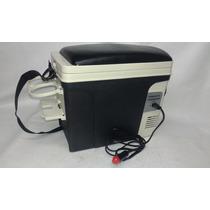 Mini Heladera Conservadora Frio Calor 12 Volts 6 Lts Camping