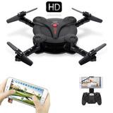 Mini Drone Plegable Wi Fi Camara Filma Hd Fpv Cuadricoptero
