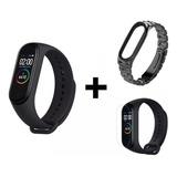 Xiaomi Mi Band 4 Smartwatch Reloj + Malla Metalica Film