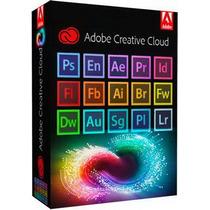 Adobe Cc Creative Cloud 2018 Mac Os Programas Apple Mac