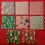 Papel Para Origami Sple Faz Estampado 7.5 X 7.5 (144 Hojas)