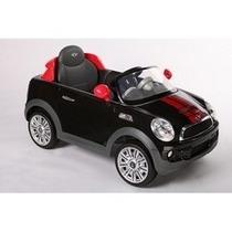 Auto A Batería Control Remoto Mini Cooper Kiddy