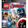 Lego Marvel Avengers Ps3 * Digital * Tenelo Hoy !!