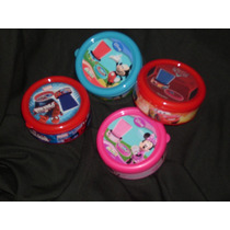 Vasos Plegables Telescòpicos Mickey-minnie -cars-spiderman