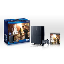 Combo Ps3 Playstation 3 500gb Joystick Juego The Last Of Us