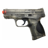 Pistola Airsoft Smith & Wesson Mp9c 6mm Resorte