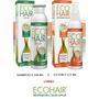 Combo Eco Hair P/caída De Cabello - Shampoo + Loción