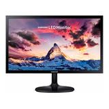 Monitor Samsung Ls22f350h Led 21.5  Negro 110v/220v