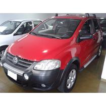 Volkswagen Crossfox Trendline Gnc 2008