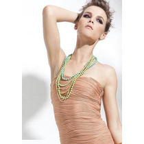 Mi Boutique On Line - Vestido Mini Strapless