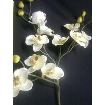 Flores, Varas De Mini Orquideas (paq X 2) Artificiales.