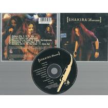 Shakira Mtv Unplugged Sony Music Cd Nuevo