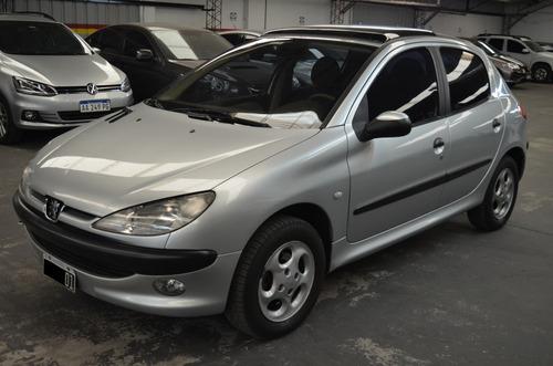 Peugeot 206 1.6 Xt Ab Tc 2003 5p - Tercera Mano!!