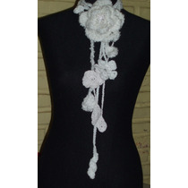 Collares Y Cuellos Tejidos Crochet