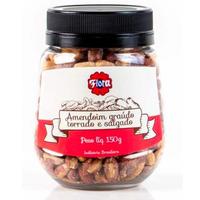 Amendoim Graudo Torrado e Salgado 150g - Flora
