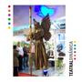 Shows Estatuas Vivientes, Mimos, Zanquistas, Mozo Loco