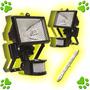 Proyector Reflector 150w C/ Sensor De Movimiento + Lampara
