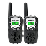 Handy X 2 Baofeng Bf-t3 Radio Walkie Talkie Uhf - 22 Canales