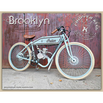 Bicimoto Chopper King Brooklyn Boardtracker