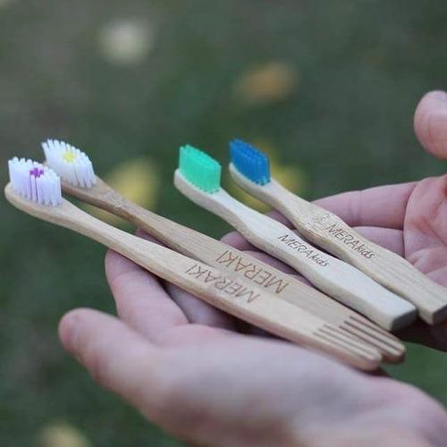 Cepillo De Dientes Bambu