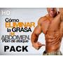 Gana Musculos Y Elimina Adelgaza Quemador Grasa Promo Pack