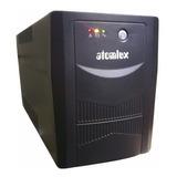 Ups Atomlux 2500a + Estabilizador Proteccion Internet 2500va