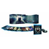 Blu-ray The X Files / Expedientes X / Incluye 10 Temporadas