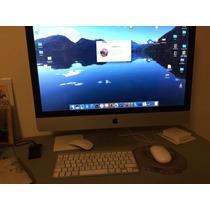 Mac 27 Inch 2011 Memoria 4g 133 Mhz, Impecable Casi Sin Uso