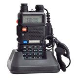 Handy Baofeng Uv5r Handie Walkie Talkie Radio Fm Accesorios